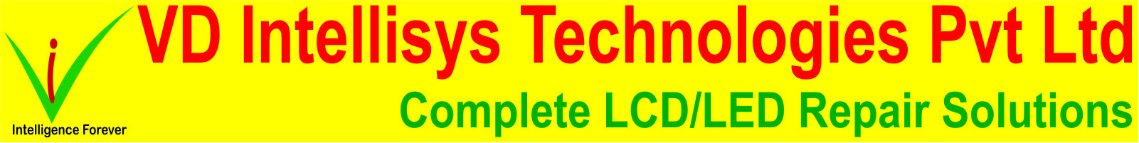 VD LCD : VD intellisys Technologies Pvt Ltd